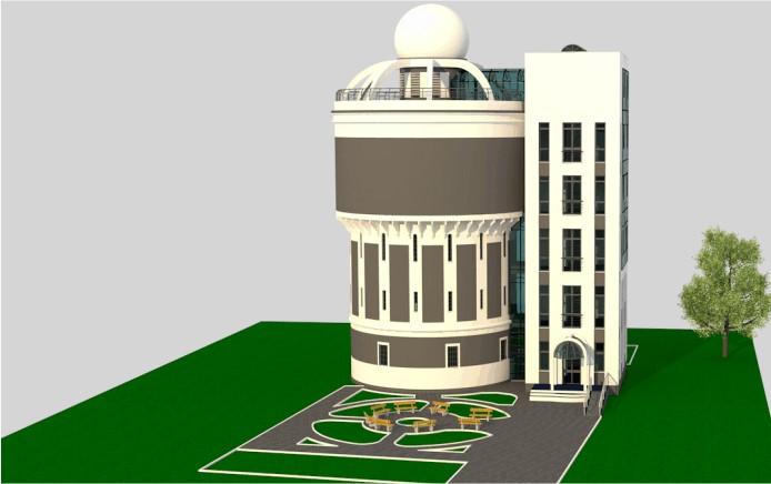 observatorul astronomic bacau